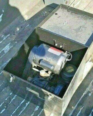 Dumore C6c34dz1 Tool Post Grinder Wmetal Case Grinding Wheels