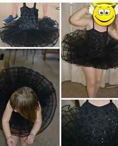 Girls dance costume TUTU sizes 2-3 & 3-4 years Bald Hills Brisbane North East Preview