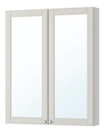 GODMORGON Mirror cabinet grey, Was £119, IKEA Reading, #bargaincorner