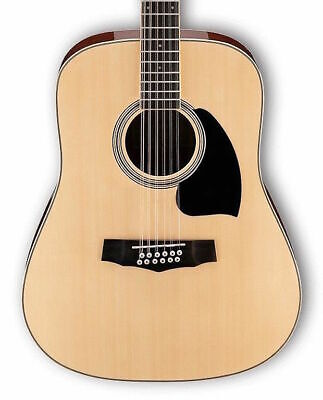 Ibanez PF1512 Acoustic 12-String Guitar Natural