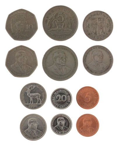 Münzen aus Afrika - das Tor zu einer alten, geheimnisvollen Welt voller Gegensätze