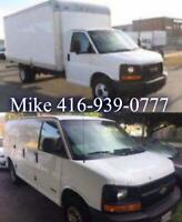 5 VANS in GTA Moving & Delivery & Junk Removals NOW 24 Hours