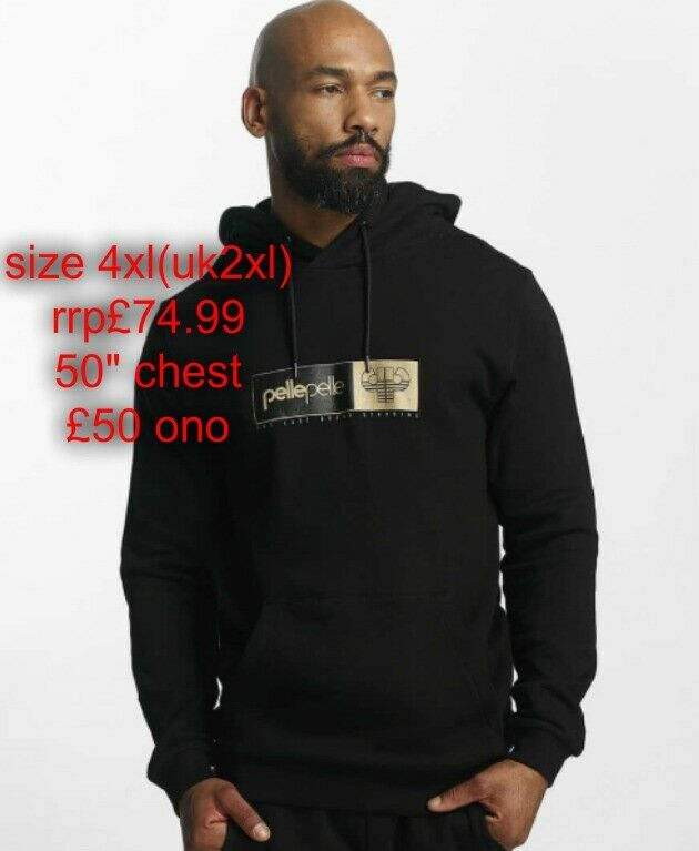 ee1b77eb1 mens pelle pelle hoodie uk 2xl | in Bath, Somerset | Gumtree