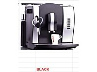 ME 708 COFFEE MACHINE FULLY AUTOMATIC BEANS TO CUP DOMESTIC & COMMERCIAL