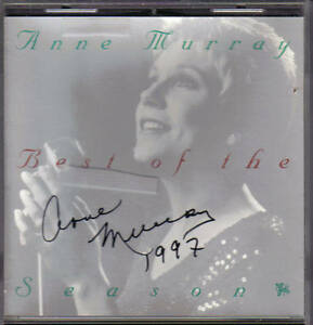 Anne Autographed The Photo On The CD Anne Murray 1997 London Ontario image 3