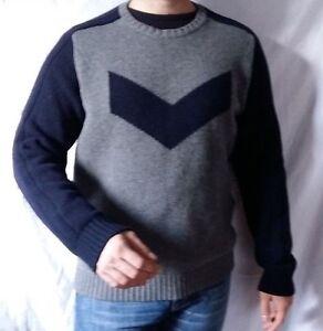 Hugo Boss Gray Wool Blend Crewneck Sweater - <span itemprop='availableAtOrFrom'>Laka, Polska</span> - Hugo Boss Gray Wool Blend Crewneck Sweater - Laka, Polska