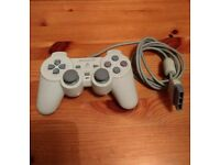 PlayStation 1 Dual Shock Controller (also works with PS2)