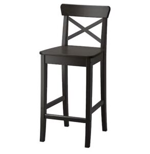 Mint Condition IKEA Ingolf Bar Stools for Sale!