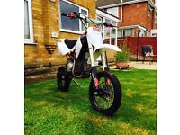 Wpb stomp 140cc crf70 pit bike
