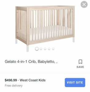 Babyletto 4-in-1 Crib