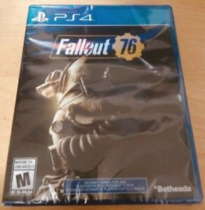Fallout 76 (PS4) BNIB Sealed
