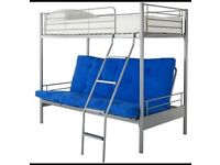 Bunk bed / sofa bed new with mattress