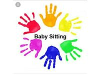 Qualified babysitter available short notice