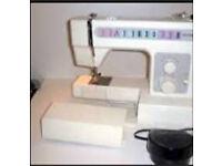 TOYOTA ELECTRIC SEWING MACHINE EC- 1FZ MODEL in Crafts, Sewing, Sewing Machines