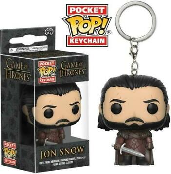 Game of Thrones Pocket Pop: Jon Snow (Merchandise)