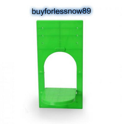 Pigeons Products NEST BOX DOOR PLASTIC (Crown) Pigeons supplies