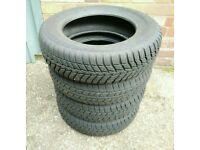 165/70/14 81T Winter Tyres