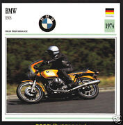 BMW R90S Motorcycles