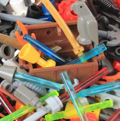 Lego 10x Figuren Zubehör City Ninjago Star Wars Tiere Sammlung Konvolut kg0