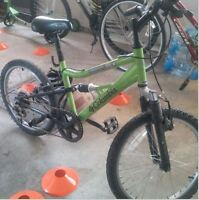 Child's (10yrs old and under) Mountain Bike