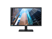 "Samsung S24E450B - 24"" Full HD TN LED-Backlit Monitor - DVI VGA"