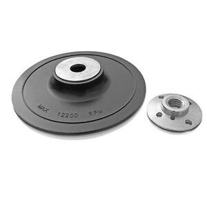 Stützteller 125mm für Winkelschleifer Flex M14 für Fiberscheiben Schleifscheiben