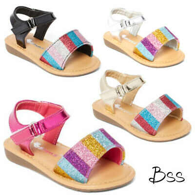 Baby Infant Toddler Girls Sandals Size 1-6 Clearance](Toddler Clearance)