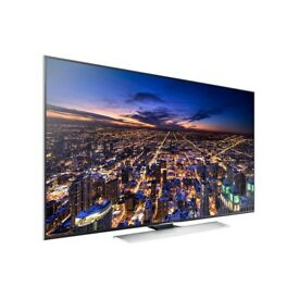 SAMSUNG 48 SMART 3D LED UHD 4K VOICE CONTROL FREESAT & FREEVIEW HD