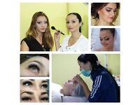 Russian lashes , make up/Hair artist and lots aff more treatments available