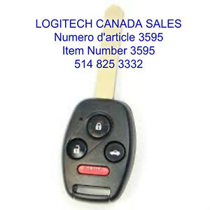 KEYLESS ENTRY REMOTE FOR Honda
