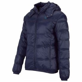 Brand new Berg Outdoor Mens Winter Jacket /Hooded/ -Size XL /Color Navy