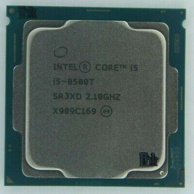 Intel Core i5-8500T 2.1 GHz Six Core SR3XD  Processor w/Grease