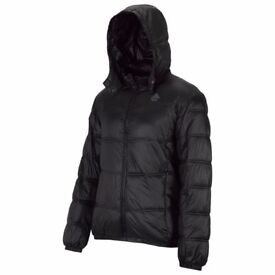 Berg Outdoor - Mens Winter Hooded Jacket -Brand new -Size Medium /Color Black