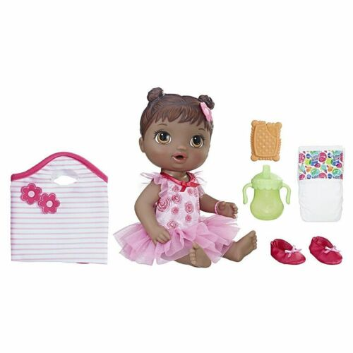 Baby Alive Dance Class Baby Ballet Doll - Pink Dress