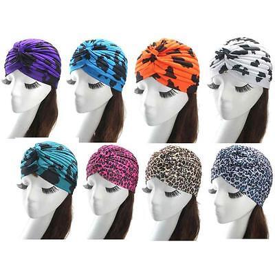 Women Hair Band Turban Head Wrap Headband Twisted Knotted Yoga Head Wrap 9colors