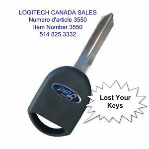 FORD OEM TRANSPONDER IGNITION MASTER KEY