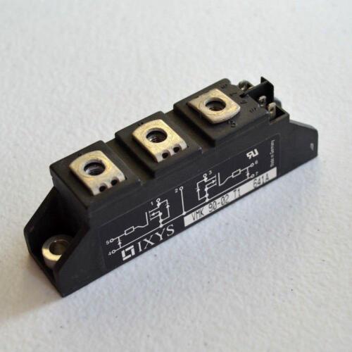 IXYS VMK 90-02 T1 Power Module - TESTED!