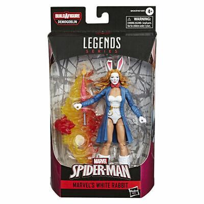 """Marvel Legends - Demogoblin - BAF Wave White Rabbit 6"""" Action Figure - No BAF"""