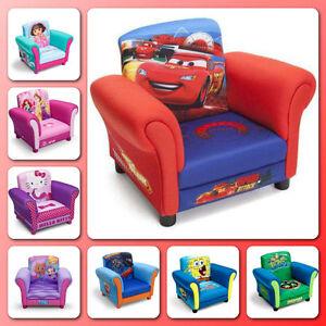 Upholstered Chair Toddler Armchair Children Furniture