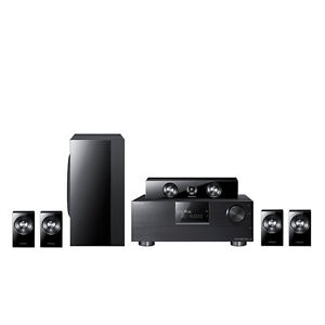 Samsung - Receiver Based 5.1 Home Thearter System HW-D650S
