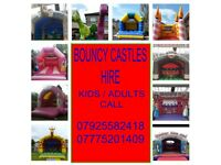 softplay bouncy castles