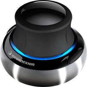 3DConnexion SpaceNavigator USB 3D Mouse - 3DX-700028