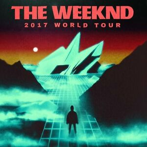 Selling 2 tickets for The Weeknd's show in Quebec City.