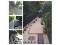 Garden Landscaping in Boston & Surrounding Villages, Garden Design, Paving, Decking, Clearances