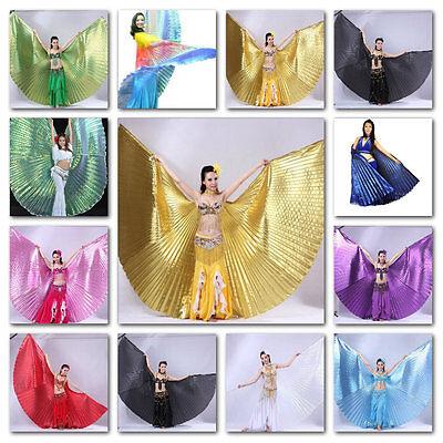 Isis Wing Schleier Bauchtanz Belly dance Kostüm Fasching Karneval Samba Tanz (Isis Kostüm)