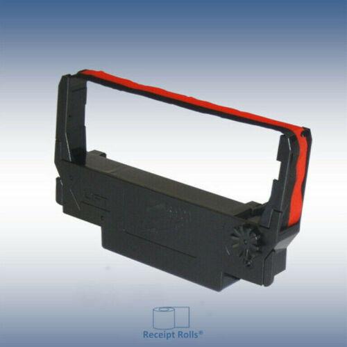 Epson ERC 30/34/38 Black Red (144) Printer Ribbons
