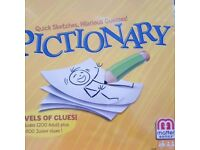 Pictionary & Monopoly Empire