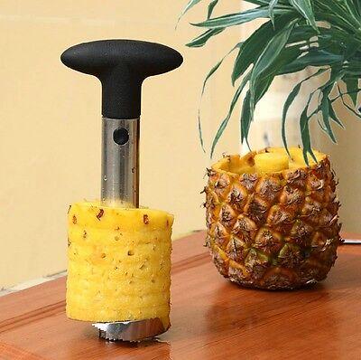 Stainless Steel Fruit Pineapple Peeler Corer Slicer ...