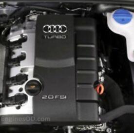 2.0 Tfsi Audi A6 A4 Cabrio A3 Audi / VW 2005-12 PETROL AXX Engine 2005-12