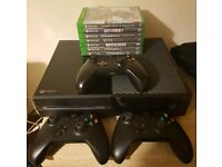 Xbox One Day One Edition 500GB Console + 1 extra controller & 7 Games